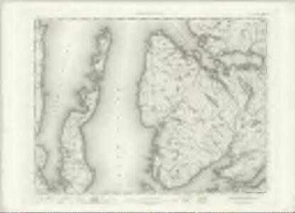 Applecross - OS One-Inch map