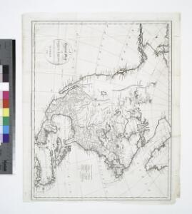 A general map of North America: drawn from the best surveys / by J. Russell; J. Russell, sculpt, Constitution Row, Grey's Inn Lane.