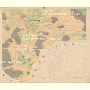 Gerbetschlag - c1817-1-004 - Kaiserpflichtexemplar der Landkarten des stabilen Katasters