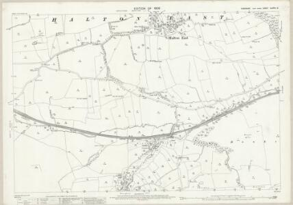 Yorkshire CLXVIII.3 (includes: Bolton Abbey; Draughton; Embsay With Eastby; Halton East; Skipton) - 25 Inch Map
