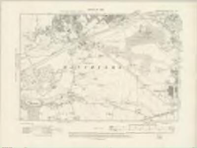 Lancashire CIII.SE - OS Six-Inch Map