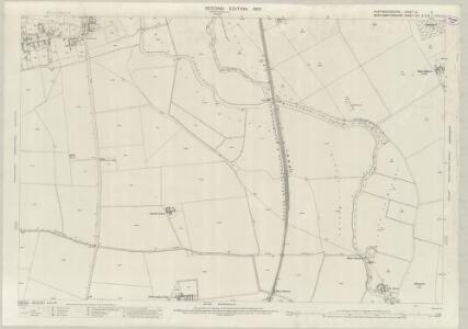 Huntingdonshire IV.3 (includes: Elton; Fotheringhay; Nassington) - 25 Inch Map