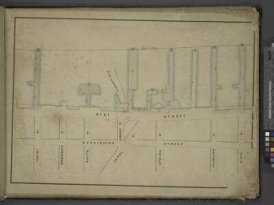 [Map bounded by Pier - Line 39-46, King St,           Washington Street, Vestry St; Including West Street, Canal St, Desbrosses St,    Watts St, Hoboken St, Spring St, Charlton St]