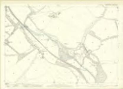 Edinburghshire, Sheet  023.03 - 25 Inch Map