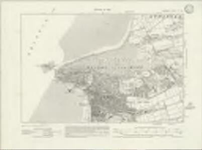 Somerset IX.SE - OS Six-Inch Map