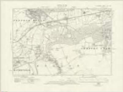Wiltshire LXV.SW - OS Six-Inch Map