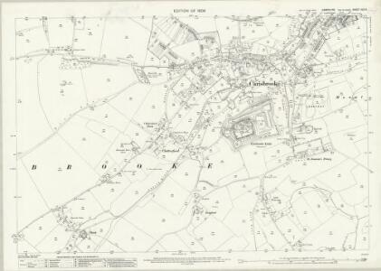 Hampshire and Isle of Wight XCV.5 (includes: Newport) - 25 Inch Map