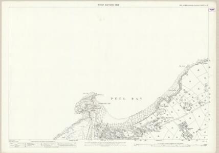 Isle of Man IX.2 - 25 Inch Map