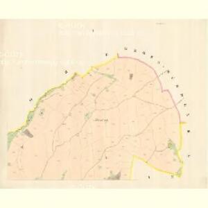Altstadt (Stary Mesto) - m2861-1-001 - Kaiserpflichtexemplar der Landkarten des stabilen Katasters