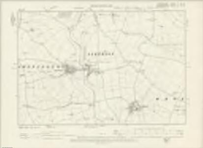 Oxfordshire V.NW - OS Six-Inch Map