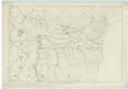 Ayrshire, Sheet XLII - OS 6 Inch map