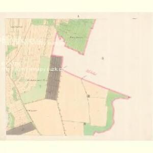 Zliw - c9281-1-010 - Kaiserpflichtexemplar der Landkarten des stabilen Katasters