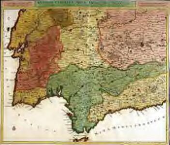 Regnum Castellæ novæ, Andalusiæ, Granadæ, et Algarbiæ, nec non maxime partis Portugalliæ, et Extremaduræ