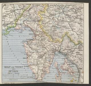 Golf von Triest und Istrien