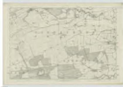 Perthshire, Sheet XCVII - OS 6 Inch map