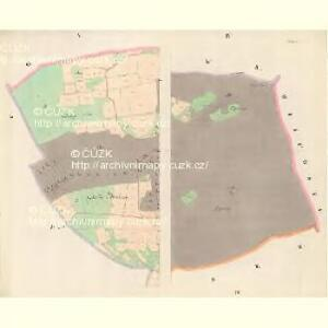 Nawsy - m1935-1-004 - Kaiserpflichtexemplar der Landkarten des stabilen Katasters