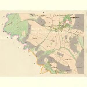 Tschernhausen - c0907-1-003 - Kaiserpflichtexemplar der Landkarten des stabilen Katasters