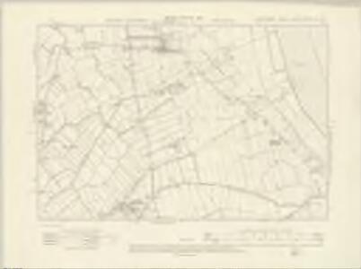 Lincolnshire XLI.SW - OS Six-Inch Map