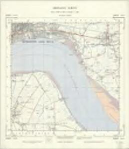 TA12 - OS 1:25,000 Provisional Series Map