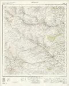 Teesdale - OS One-Inch Map