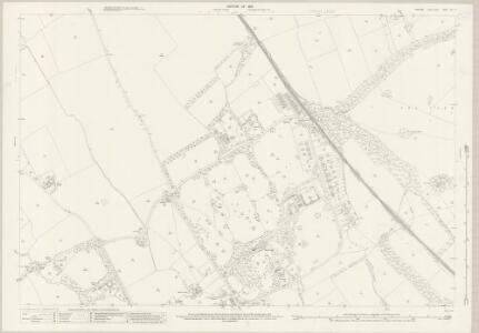 Yorkshire XVI.7 (includes: Marton; Middlesbrough; Ormesby) - 25 Inch Map