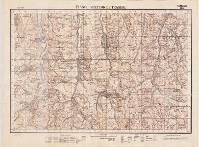 Lambert-Cholesky sheet 3464 (Ormeniş)