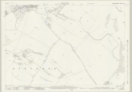 Buckinghamshire XXX.9 (includes: Ivinghoe; Pitstone) - 25 Inch Map
