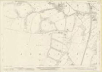 Lanarkshire, Sheet  039.03 - 25 Inch Map