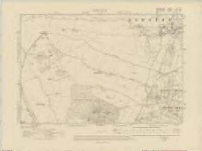 Hampshire & Isle of Wight LIV.NE - OS Six-Inch Map