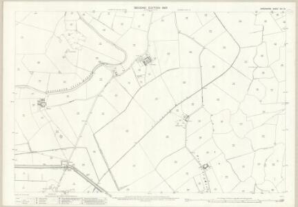 Shropshire XIII.10 (includes: Cockshutt; Ellesmere Rural; Hordley) - 25 Inch Map