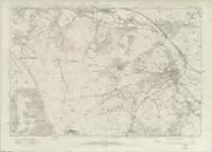 Staffordshire XLV - OS Six-Inch Map