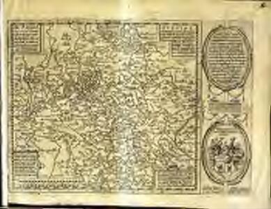 Sveviae utriusque cum Germanicæ tum Rheticæ celebratissimis vrbibus