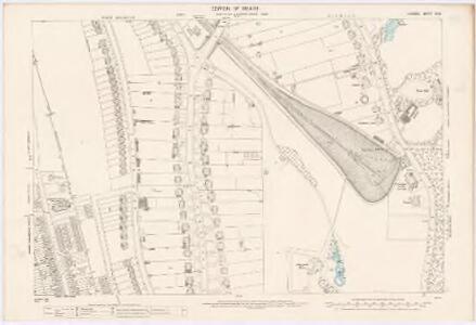 London XV.6 - OS London Town Plan