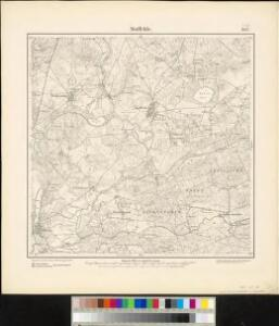 Meßtischblatt 1632 : Staffelde, 1893