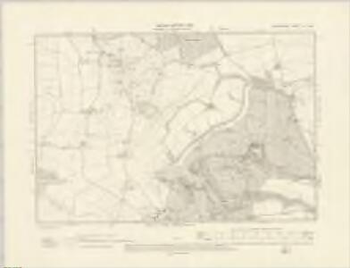 Shropshire XV.SW - OS Six-Inch Map