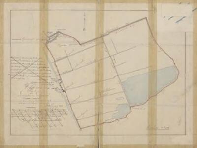 Zuidpolder van Delfgauw, gemeente Vrijenban, Pijnacker en Delft.