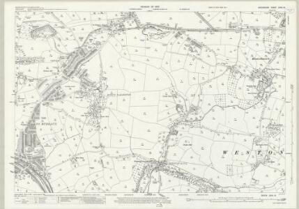 Devon CXVII.15 (includes: Devonport; Plymouth) - 25 Inch Map