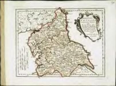 Des Königreichs England nördlicher Theil, oder York Shire, das Bisthum Durham, Northumberland, Cumberland, Westmoreland, und Lancashire