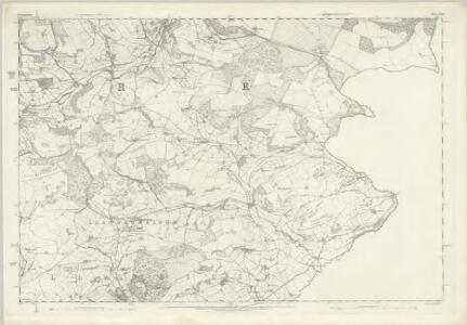 Denbighshire XLII - OS Six-Inch Map