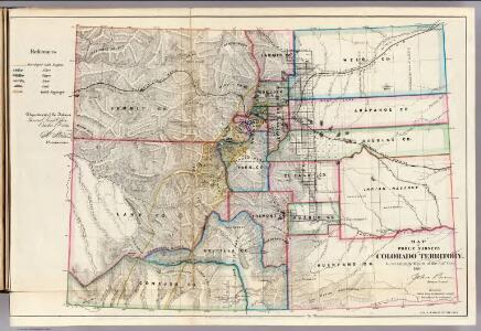 Colorado Territory.