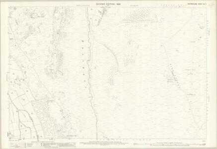 Westmorland XIII.5 (includes: Askham; Bampton; Barton; Martindale) - 25 Inch Map