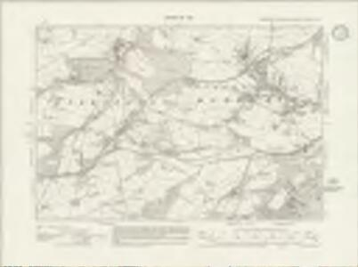 Yorkshire CCLXXIV.SW - OS Six-Inch Map