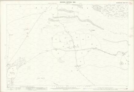 Westmorland XXII.15 (includes: Asby; Crosby Garrett; Orton) - 25 Inch Map