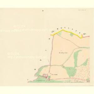 Kozaurow (Kocaurow) - c3237-1-001 - Kaiserpflichtexemplar der Landkarten des stabilen Katasters