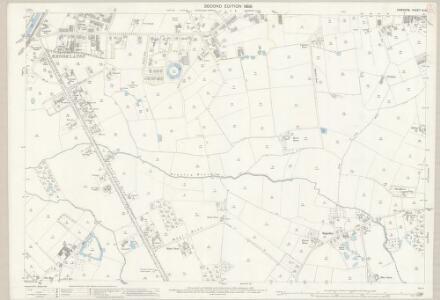 Cheshire IX.15 (includes: Altrincham; Manchester; Sale) - 25 Inch Map