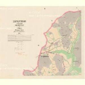 Espenthor - c5463-1-002 - Kaiserpflichtexemplar der Landkarten des stabilen Katasters