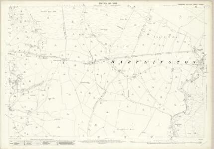 Yorkshire CXXXIV.11 (includes: Appletreewick; Hartlington; Hebden) - 25 Inch Map