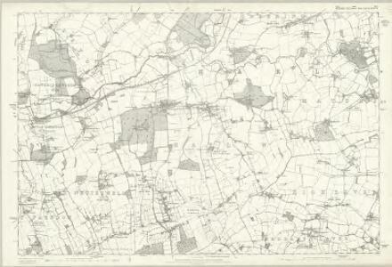 Essex XXXVII - OS Six-Inch Map