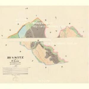 Bukwitz - c0680-1-002 - Kaiserpflichtexemplar der Landkarten des stabilen Katasters