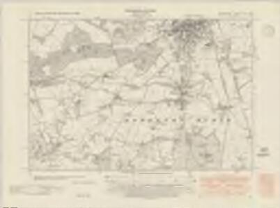 Shropshire XIX.NW - OS Six-Inch Map